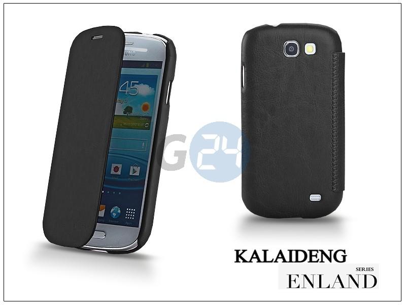 Samsung i8730 galaxy express flipes tok - kalaideng enland series - black KD-0286