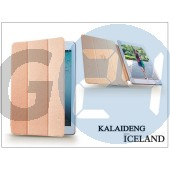 Apple ipad air 2 tok (book case) - kalaideng iceland series - golden KD-0336