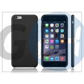 Apple iphone 6 plus eredeti gyári bőr hátlap - mgqx2zm/a - black APL-0149
