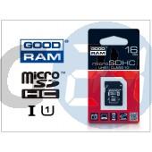 16 gb microsdhc™ uhs-1 class 10 memóriakártya + sd adapter GR-019