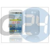 Samsung i8730 galaxy express szilikon hátlap - s-line - transparent PT-1182