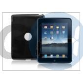 Apple ipad szilikon hátlap - lux - fekete PT-160