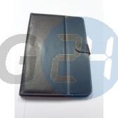 10 univerzális kinyitós tok fekete Táblagép tokok  E003465
