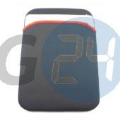 10 univerzális tok fekete-piros Táblagép tokok  E002630