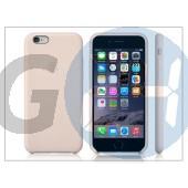 Apple iphone 6 eredeti gyári bőr hátlap - mgr52zm/a - soft pink APL-0168