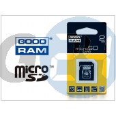 2 gb microsd™ class 4 memóriakártya + sd adapter GR-004