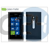 Nokia lumia 800 hátlap - case-mate barely there - black CM019074