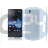 Sony xperia z (c6603) szilikon hátlap - fehér - s-line PT-905