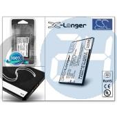 Alcatel one touch 995 akkumulátor li-ion 1750 mah - (cab31y0006c1 utángyártott) - x-longer CS-OT995XL
