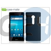 Sony xperia ion (lt28i) hátlap - case-mate barely there - black CM020449