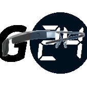 Google glass explorer edition black  NX00099