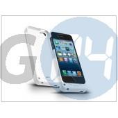 Apple iphone 5/5s akkumulátoros hátlap - 2200 mah - fehér EX-431