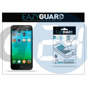 Alcatel one touch fire e képernyővédő fólia - 2 db/csomag (crystal/antireflex hd) LA-573