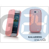 Samsung i8730 galaxy express flipes tok - kalaideng enland series - pink KD-0041