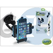 Apple iphone 5c autós telefontartó - igrip traveler kit - black IGT5-94969