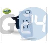 Apple iphone 5 szellőzőrácsba illeszthető autós telefontartó - igrip vent kit - white IGT5-100106