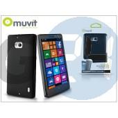 Nokia lumia 930 hátlap - muvit minigel - black I-MUSKI0407