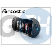 Apple iphone 3g/3gs/4/4s akkumulátor/hangszóró/kihangosító/játékpad - fontastic iyo - ezüst BS-264