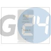 Samsung sm-n910 galaxy note 4 szilikon hátlap - ultra slim 0,3 mm - transparent PT-2050
