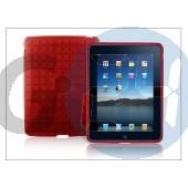 Apple ipad szilikon hátlap - lux - piros PT-161