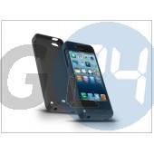 Apple iphone 5/5s akkumulátoros hátlap - 2200 mah - fekete EX-432
