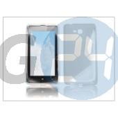 Nokia lumia 720 szilikon hátlap - s-line - clear PT-1050