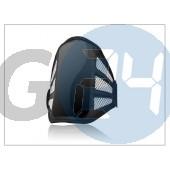 Apple iphone 5/5s kartok sportoláshoz - fekete/fehér PT-874