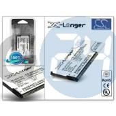 Blackberry 9220 curve/9320 curve akkumulátor - (j-s1 utángyártott) - li-ion 1550 mah - x-longer CS-BR9220XL