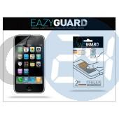 Apple iphone 3g/3gs képernyővédő fólia - 2 db/csomag (newlook/crystal) LA-047