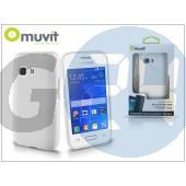 Samsung sm-g130 galaxy young 2 hátlap - muvit minigel - white I-MUSKI0405