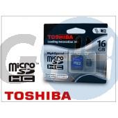 16 gb microsdhc™ class 4 memóriakártya+sd adapter GR-516