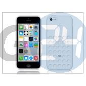 Apple iphone 5c eredeti gyári hátlap - mf039zm/a - white APL-0105