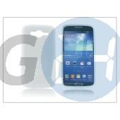 Samsung sm-g386 galaxy core lte szilikon hátlap - s-line - fehér PT-1709