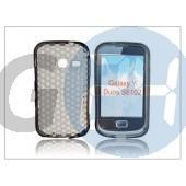 Samsung s6102 galaxy y duos szilikon hátlap - lux PT-736