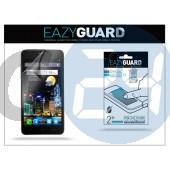 Alcatel one touch idol ultra képernyővédő fólia - 2 db/csomag (crystal/antireflex) LA-409