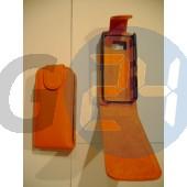 5530 felülcsattos narancs bőr 5330  E000104
