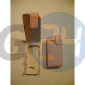 5800 felülcsattos pink bőr 5800  E000114