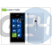 Nokia lumia 800 hátlap - case-mate barely there - white CM019076