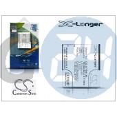 Alcatel one touch 991 akkumulátor li-ion 1650 mah - (cab32a0000c1 / tlib32a utángyártott) - x-longer CS-OT991XL