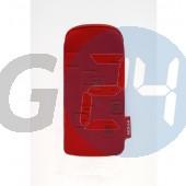 6300 piros plüss tok 6300  E000165