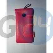 6300 gombos bőr pink 6300  E000169