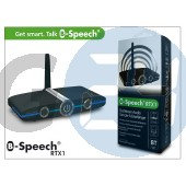 B-speech rtx1 bluetooth profi audio adapter receiver (vevő) + transmitter (adó) v2.1+edr - soft touch BS-307