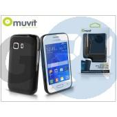 Samsung sm-g130 galaxy young 2 hátlap - muvit minigel - black I-MUSKI0404