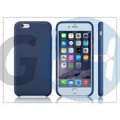 Apple iphone 6 eredeti gyári bőr hátlap - mgr32zm/a - midnight blue APL-0154
