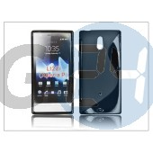 Sony xperia p (lt22i) szilikon hátlap - s-line PT-525
