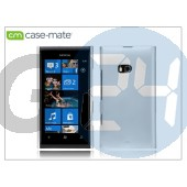 Nokia lumia 900 hátlap - case-mate barely there - white CM020280