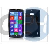 Nokia lumia 930 szilikon hátlap - s-line - fekete PT-1881