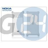 Nokia lumia 720 hátlap vezeték nélküli töltőhöz - cc-3064 - fehér NOK-0648