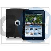 Apple ipad szilikon hátlap - fekete DZ-001