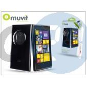 Nokia lumia 1020 hátlap - muvit minigel glazy - black I-MUSKI0275